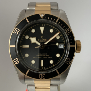 Tudor Black Bay Stahl/Gold