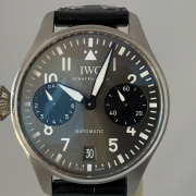 IWC Big Pilot Right Handed Limited Edition