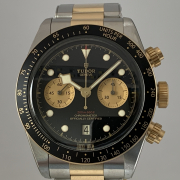 Tudor Black Bay Chrono Stahl/Gold