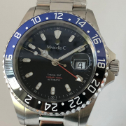 "Marcelloc Tridente GMT blau/schwarz ""Batman"""