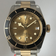 Tudor Black Bay Stahl / Gold